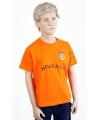 T shirt holland oranje voor kinderen