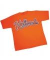 T shirt met holland opdruk