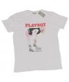 T shirt playboy schoolgirl