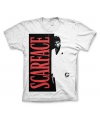 T shirt scarface heren