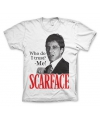 T shirt scarface who do i trust