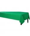 Tafelkleed groen 140 x 240 cm