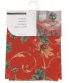 Tafelkleed kerst rood 130 x 80 cm