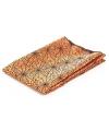 Tafelkleed spinnenweb oranje 120 x 140 cm