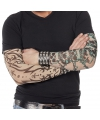 Tattoo sleeves doodskop voor volwassenen