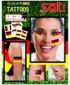Tattoos duitsland 9 stuks