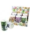 Teller spaarpot 5 euro