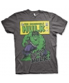 The incredible hulk t shirt korte mouwen