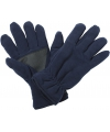 Thinsulate fleece handschoenen navy