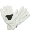 Thinsulate fleece handschoenen off white