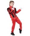 Thriller kostuum voor kinderen
