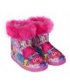 Trolls pantoffels fluffy voor kinderen