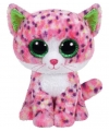 Ty beanie boo s sophie pluche roze poes knuffel 15 cm