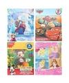 Uitdeel speelgoed disney princess puzzels 9x