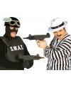 Uzi speelgoed geweer 38 cm