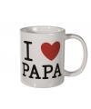 Vaderdag mok i love papa