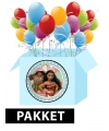 Vaiana thema kinderfeest pakket