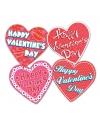 Valentijn decoratie hart 30 cm