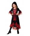 Vampier jurk bella voor meisjes