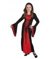 Vampier jurk valentina voor meisjes