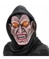Vampier masker met capuchon voor volwassenen