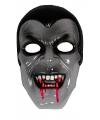 Vampier masker transparant