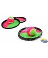 Vangbalspel met klittenband 18 cm
