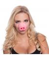 Varken dierenneus masker voor volwassenen