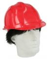 Veiligheids helm rood