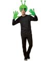 Verkleedset alien