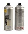 Vernis beschermlaag spray mat 400 ml