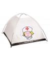 Verpleegster tent voor kinderen