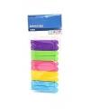 Vershoud knijpers in verschillende kleuren 10st
