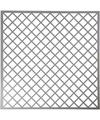 Vierkantjes sjabloon voor verfsprays 30 x 30 cm