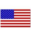 Vlag amerika usa