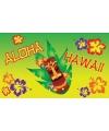 Vlag hawaii aloha