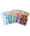 Vlinder ballon stickers 3d