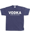 Vodka connecting people shirt