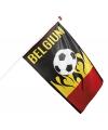 Voetbal vlag belgie