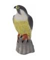 Vogel beeld valk 40 cm