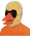 Vogel masker voor volwassenen