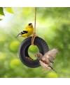 Vogelvoederhuisje schommelband
