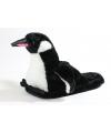 Volwassenen dieren instap sloffen pinguin