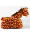 Volwassenen dieren sloffen giraffe