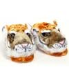 Volwassenen dierensloffen tijger