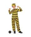 Voordelig boeven kostuum voor jongens