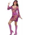 Voordelige hippie jurk voor dames