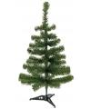 Voordelige mini kerstboom 60 cm