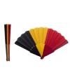 Waaier belgische vlag
