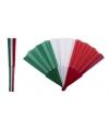 Waaier italiaanse vlag